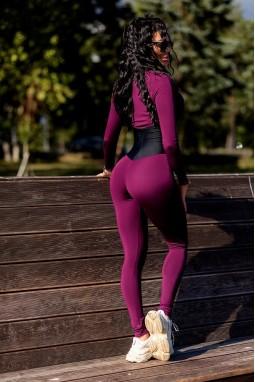 Jumpsuit Bona Fide: Arcana Syndicate Base MRL 'Cherry'