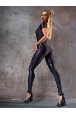 Jumpsuit Bona Fide: BodyCorrect Skin Edition LYC 'Black'