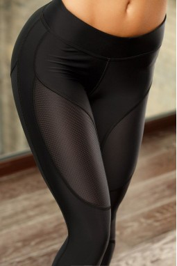 Leggings Bona Fide: Oy - Vsyo Leggins 'Black'