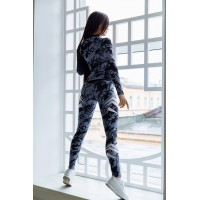 Leggings Bona Fide: Bona Classic 'Fifty Shades Of Gray'