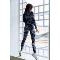 Leggings Bona Fide: Bona Classic 'Fifty Shades Of Gray'